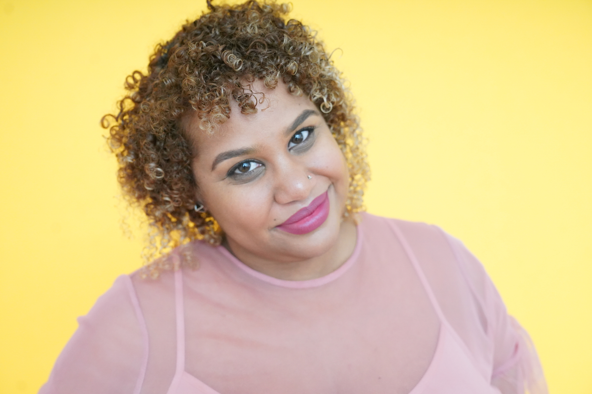 BUSHWICK DAILY - Local Afro-Latinx Comedian Creates Diverse Spaces in Comedy