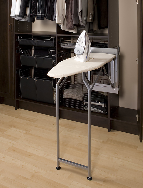 Fold Down Ironing Board