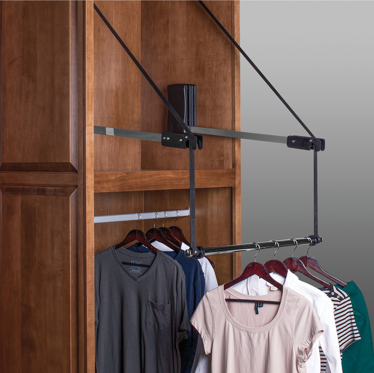 Motorized Wardrobe Lift