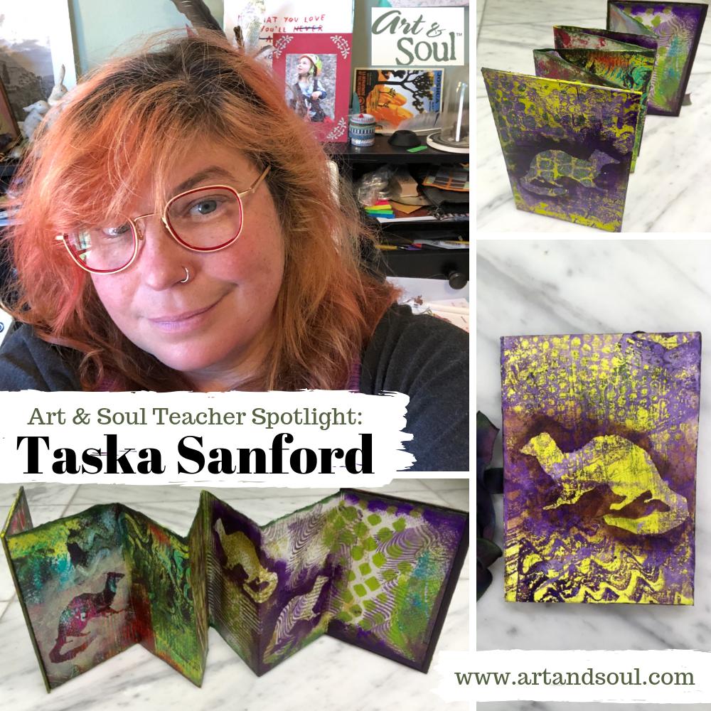 Taska Sanford art and soul retreat
