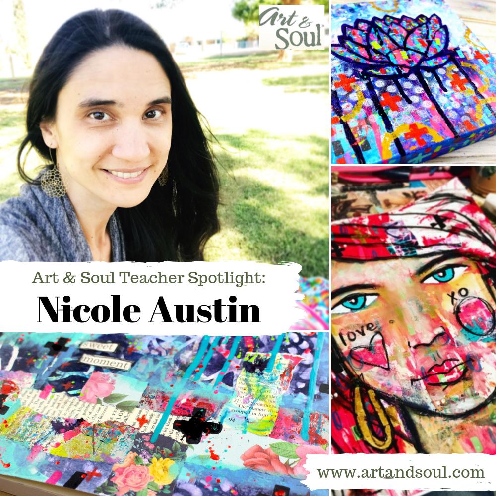 Nicole Austin Art and Soul Retreat
