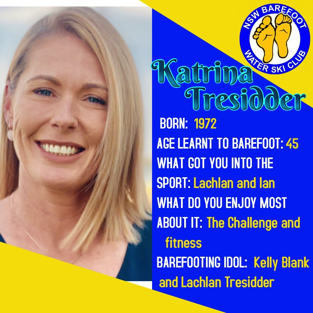 Katrina Tresidder │Veteran Women's