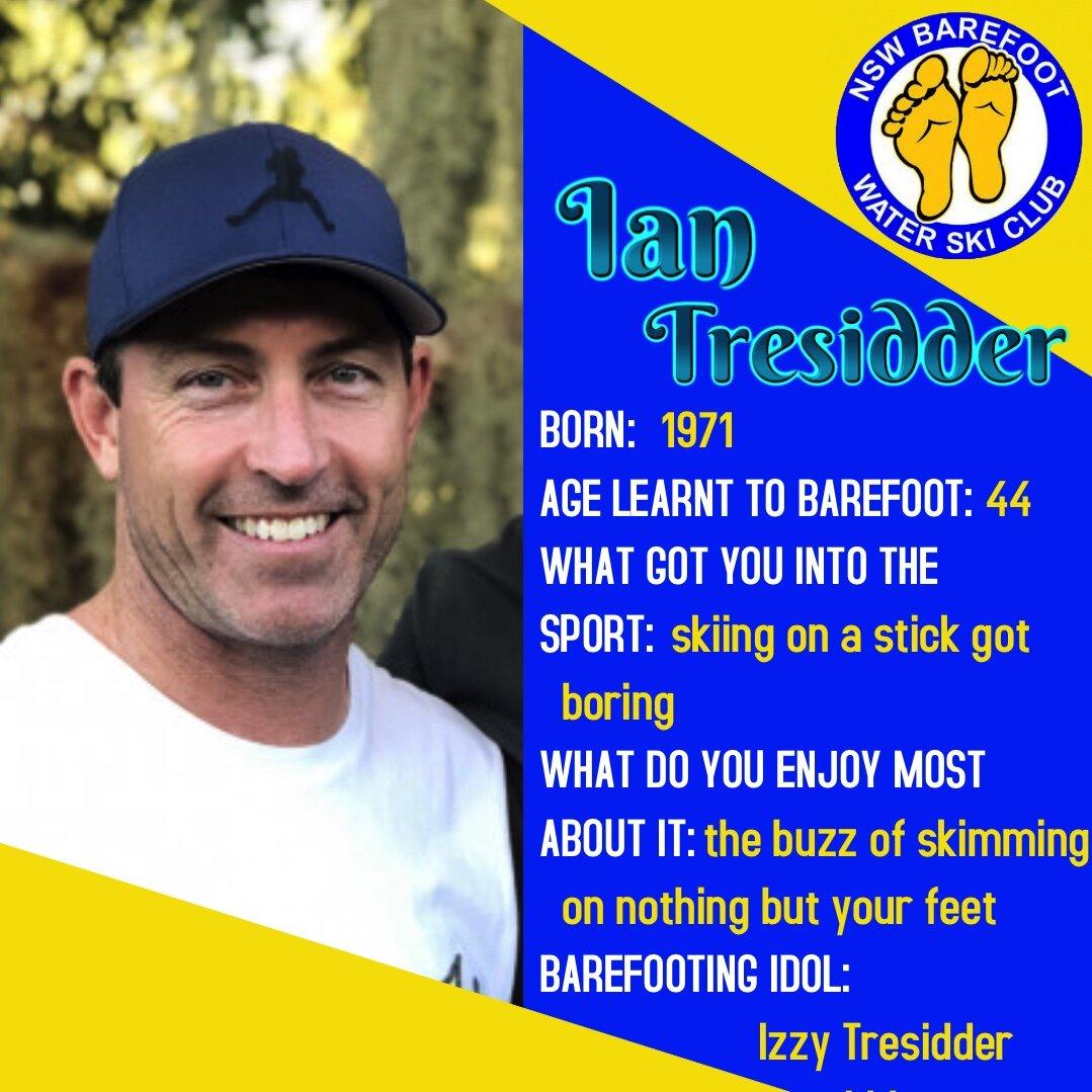Ian Tresidder │Veteran Men's