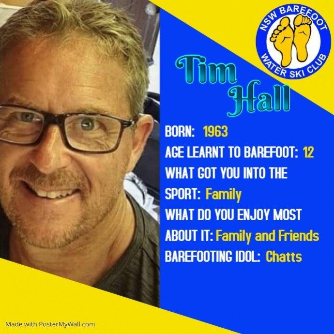 Tim Hall │Veteran Men's