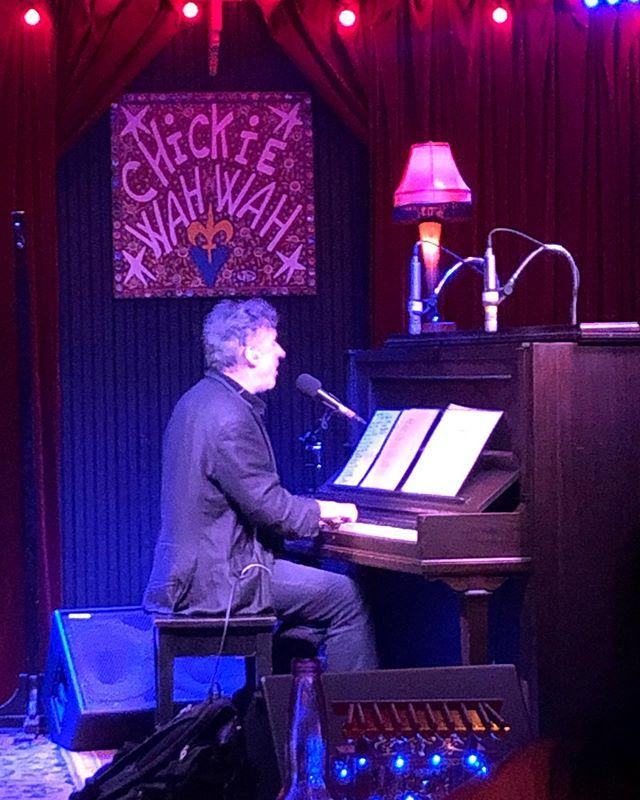 #joncleary #neworleans #solo #piano #chickiewahwah #louisiana #greatestalive