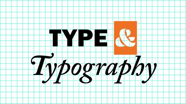 GMD145: Type & Typography - Introduces type and typography for visual communication. Traditional and contemporary techniques are combined to explore the art of letterform.