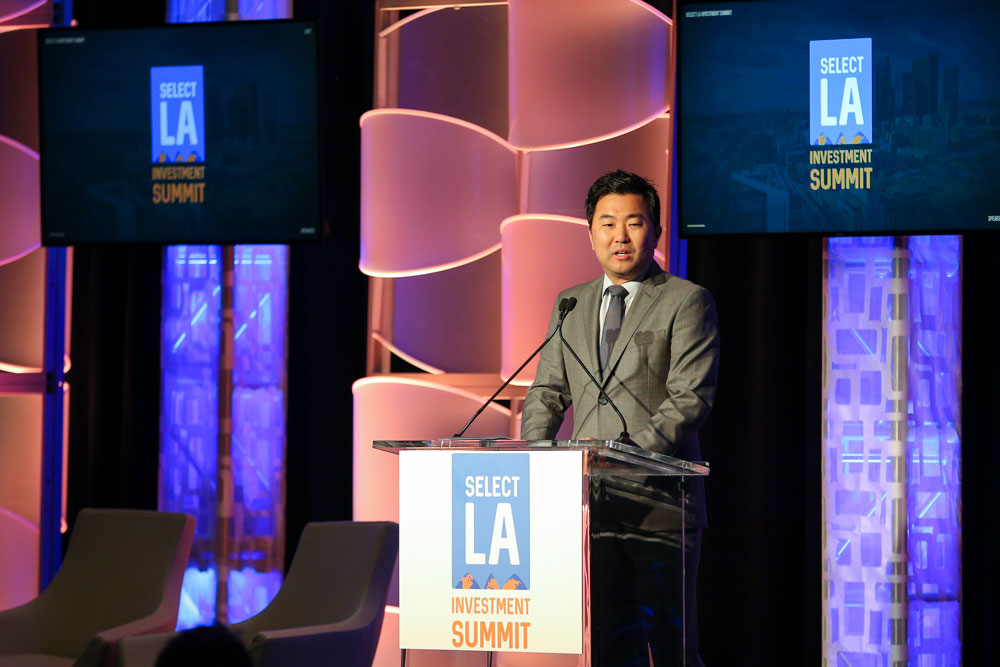 Councilmember of City of Los Angeles  David Ryu