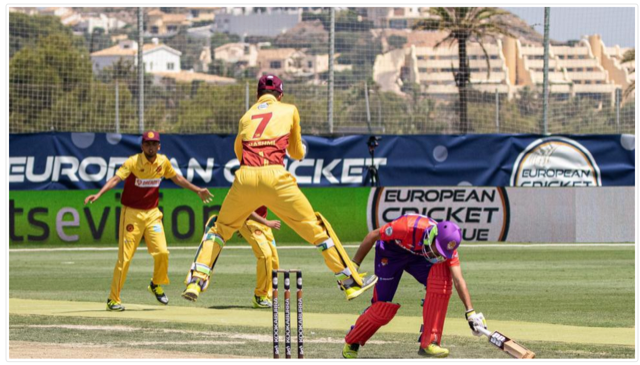 hindustan times - In Cluj? How about some cricket?