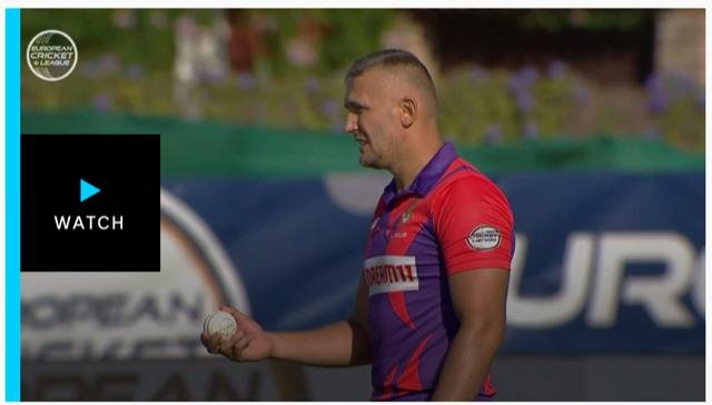 abc.net.au - Romanian cricketer Pavel Florin gains internet fame with ugly bowling action, love of the game