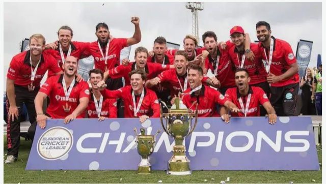 Cricket country - How the Champions League model and Pavel Florin made the European Cricket League a success story