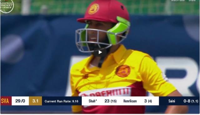 cricket world - European Cricket League 2019 - La Manga (ESP) Highlights