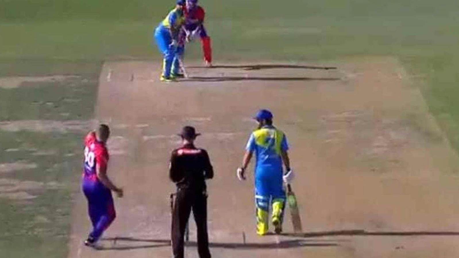 cricket.com.au - 'I love cricket': Video of Romanian bowler goes viral