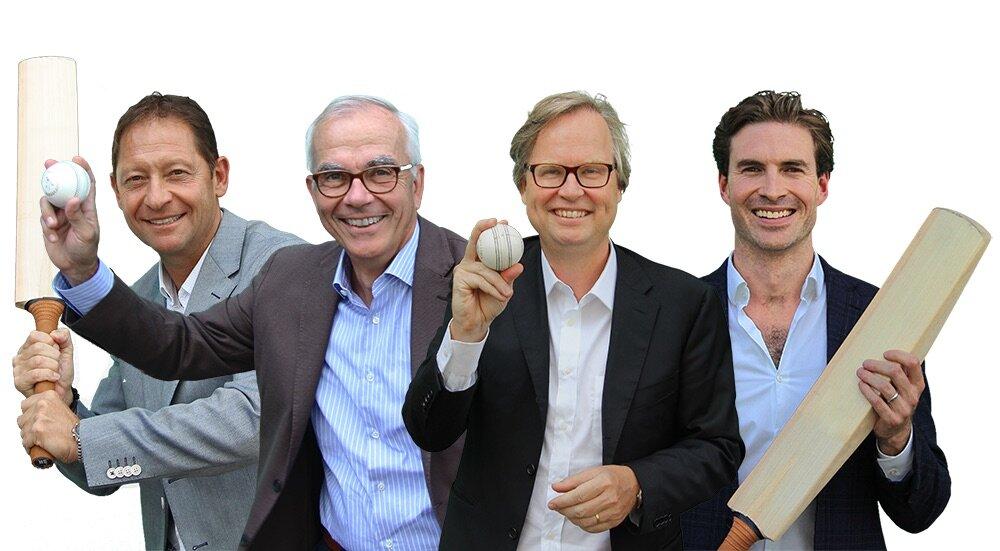 Roger, Thomas, Frank & Daniel