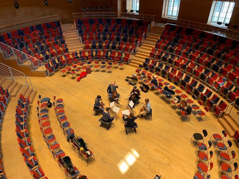 Boulezsaal Berlin, 2019