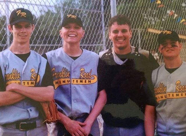 Baseball sessions. #tbt to the boys of summer. #baseball #highschool #friends #boysofsummer