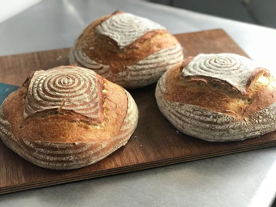 WHAT YOU'LL GET - Your reserved spot on the workshop.A fun day of making sourdough and meeting like-minded people.All the tools to get you started.Light refreshments using local ingredients.