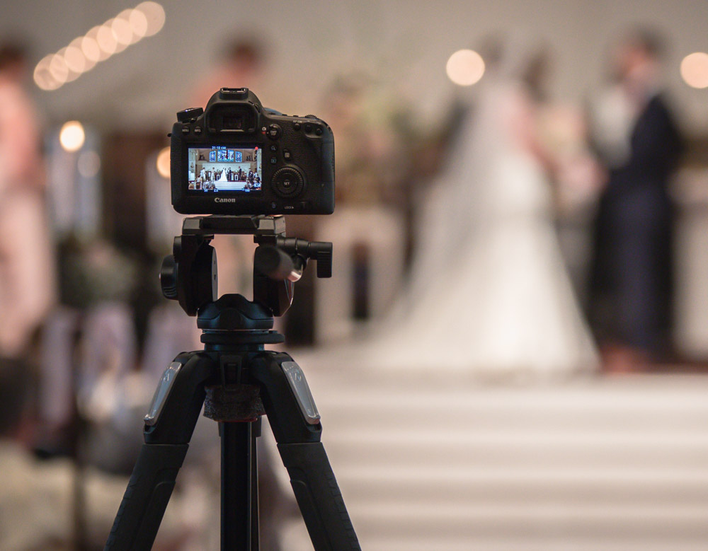 Capture those magical moments with a videographer