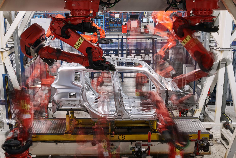 FCA Melfi plant