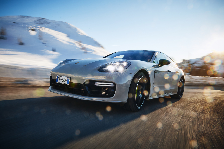 Porsche Winter Experience 2019
