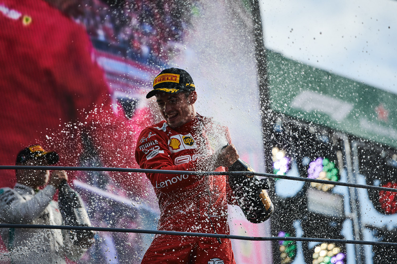 F1 Italian Grand Prix 2019