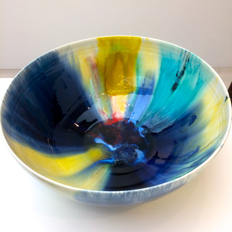 Bowl by Janice Tachenko