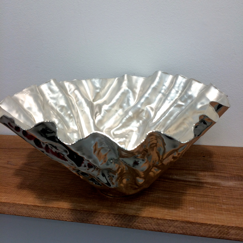 Silver bowl by Thalen & Thalen