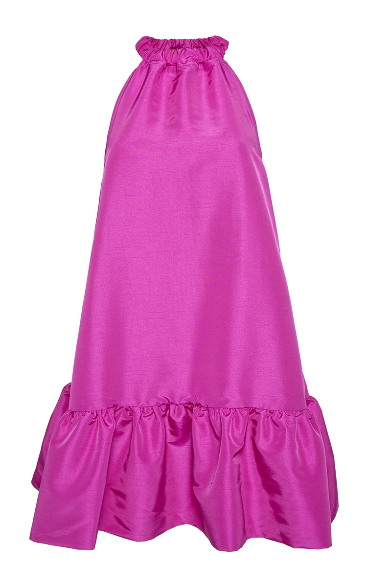 large_paper-london-fuchsia-luna-ruffle-mini-dress