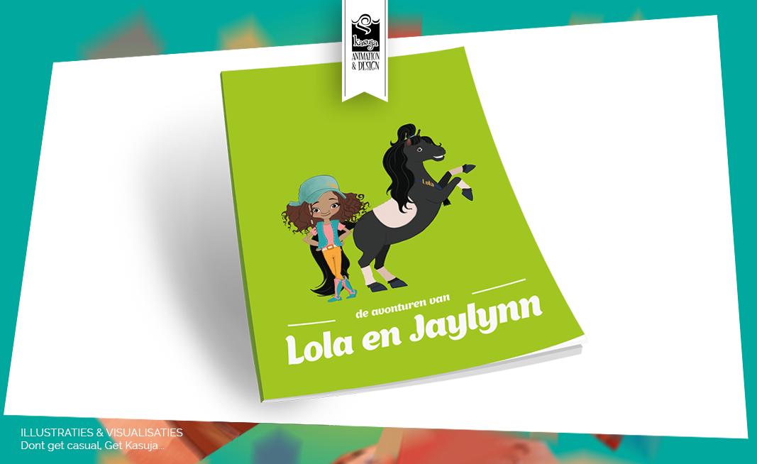 """de avonturen van Lola en Jaylynn"" - — Diana Blonk | LolaShetlander"