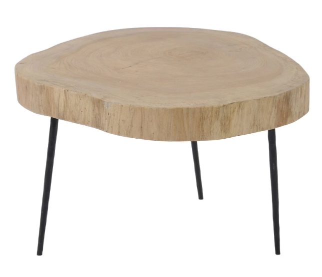 LIBRA ALISO ROUND COFFEE TABLE