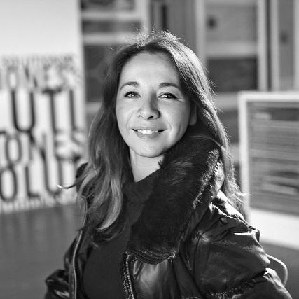 GABRIELA PEREZ - EVENT MANAGER