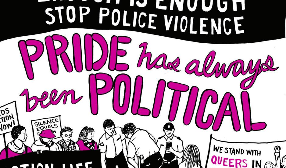 Pride Has Always Been Political
