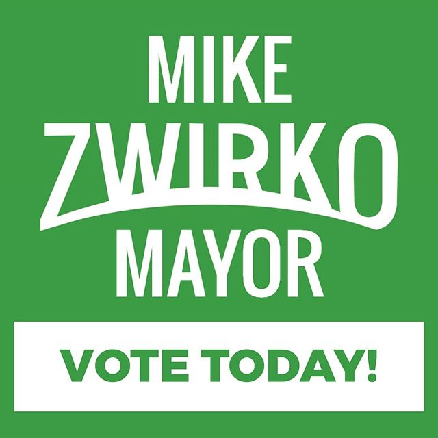 I would greatly appreciate your vote today in the #MelroseMA Mayoral preliminary election! #ZwirkoForMayor