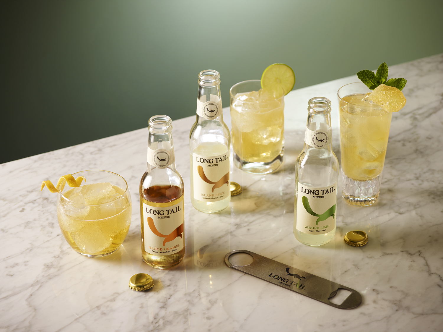 The Spirits Business - Long Tail Mixers secures Selfridges listing…read more