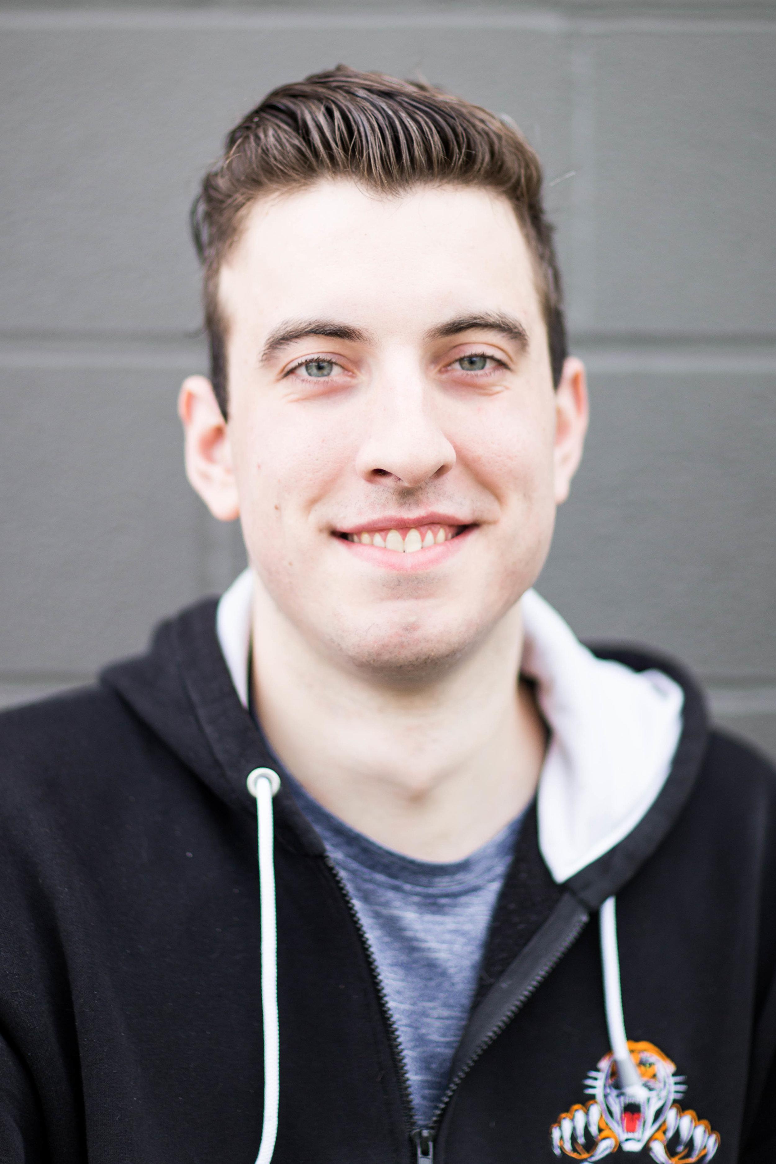Dylan Haines   Social Media Coordinator