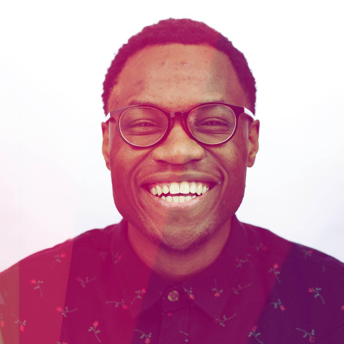 FG Portraits - Young African American Man w Glasses.jpg