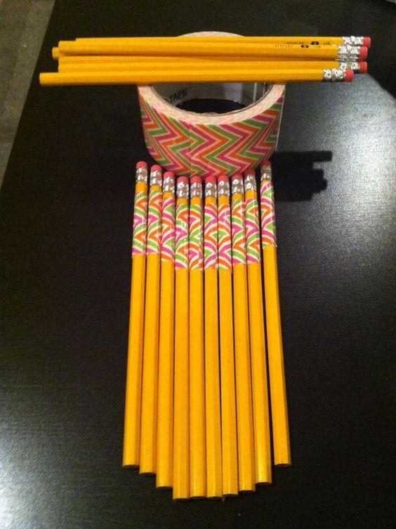 Teacher Pencils to Borrow