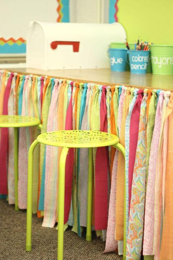 Np-Sew Table Skirt