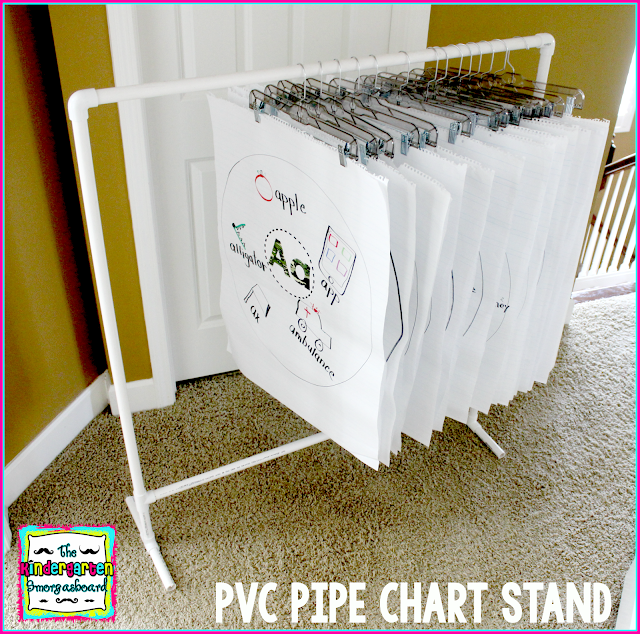 Anchor Chart Stand