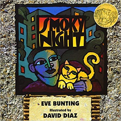Smokey Night by Eve Bunting