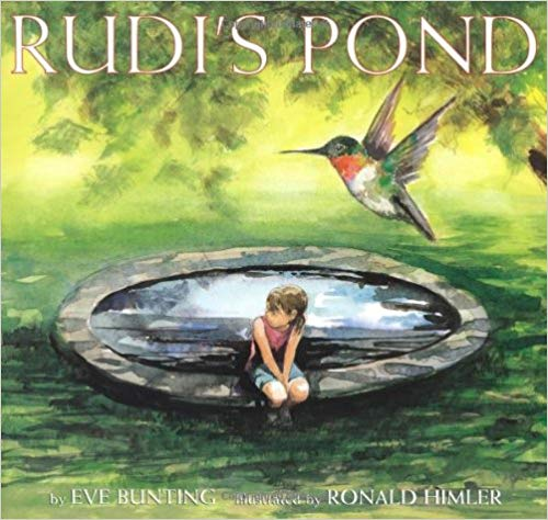 Rudi's Pond by Eve Bunting