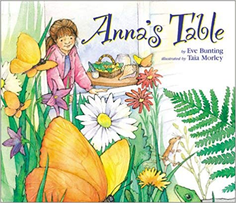 Anna's Table by Eve Bunting