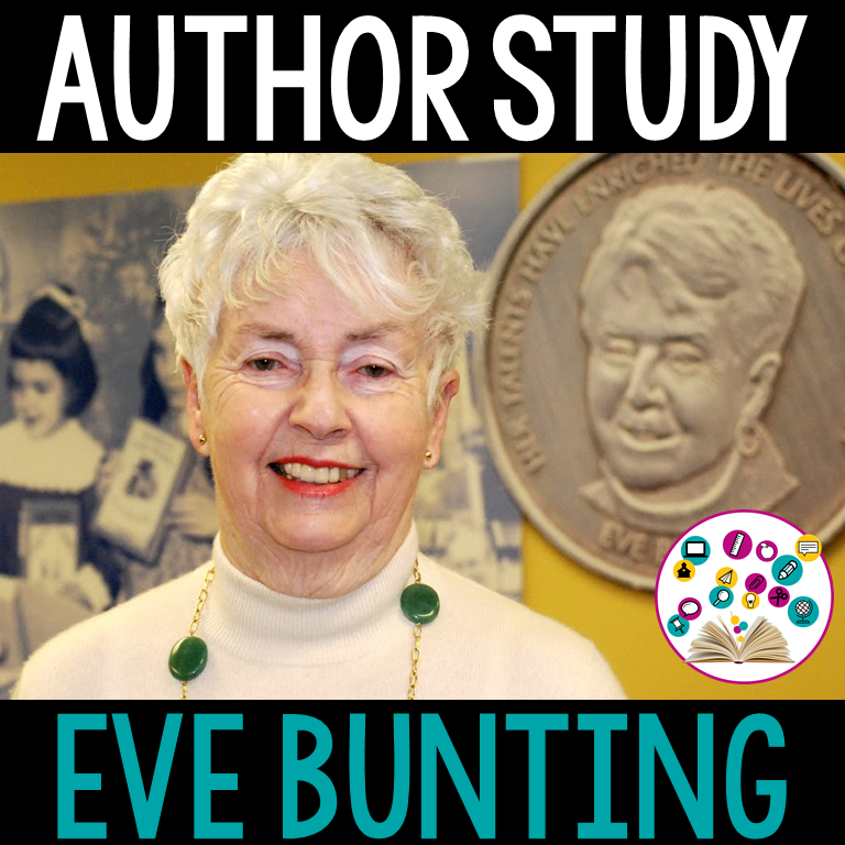 Eve Bunting Author Study