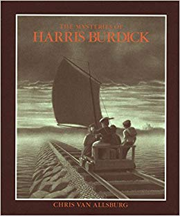 I love using the book The Mysteries of Harris Burdick by Chris Van Allsburg (affiliate link). The book is loaded with images that just beg for questions.