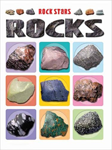 This book is super helpful for students to see various examples of rocks, what minerals make up each rock and where the rock can be found. You'll find real pictures of each rock, which is crucial for students to fully understand the make-up of the rock itself.