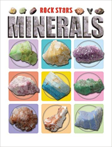 Similar to the book above (Rock Star Rocks), this book has a similar format about minerals. It goes over what minerals are, how they are formed, and their properties. It even teaches students how to start their own collection.