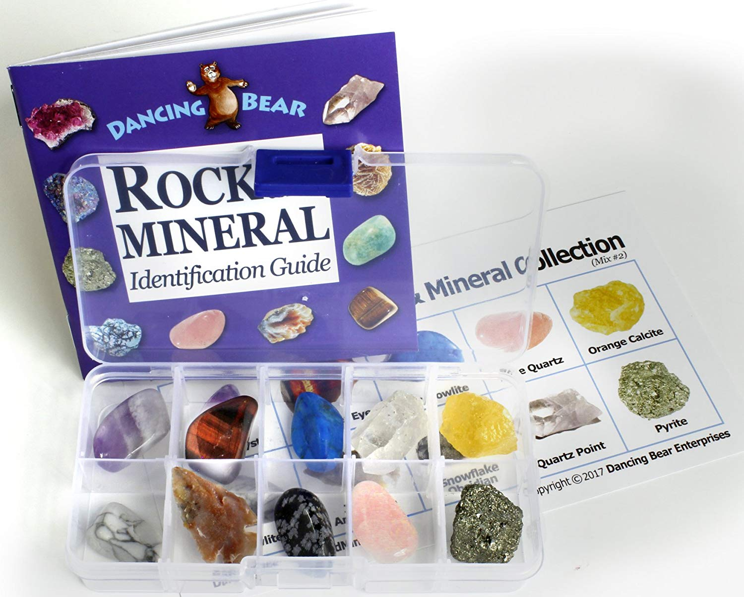 If able, get your hands on some real rocks for students to touch and observe.