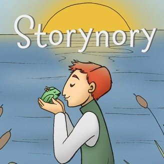 """Storynory is """"storytelling as Homer used to do it: one person, telling a story with the special effects that used to be known as 'words'."""