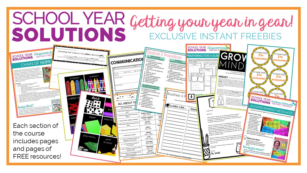 Teacher Summer Challenge: Getting Your Year in Gear! — THE