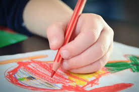 When introducing visualizing, ask students to draw a specific object or scene as they imagine it in their mind. Then, allow students to share their drawing with a partner. This will help illustrate the idea that we all visualize something different because our experiences are different.