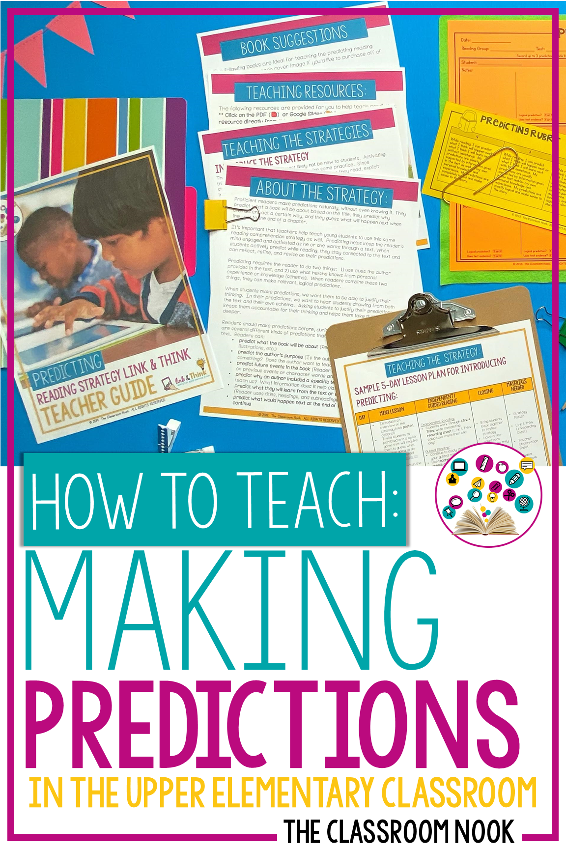 - Reading Comprehension Strategy Series: How To Teach Students To
